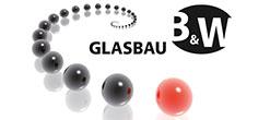 B&W Glasbau Logo Verglasung Glas Kirchbichl