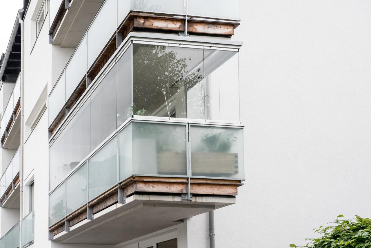 Hervorragend B&W Glasbau Sunflex Systeme Isolierglas Windschutz Verglasung IX44