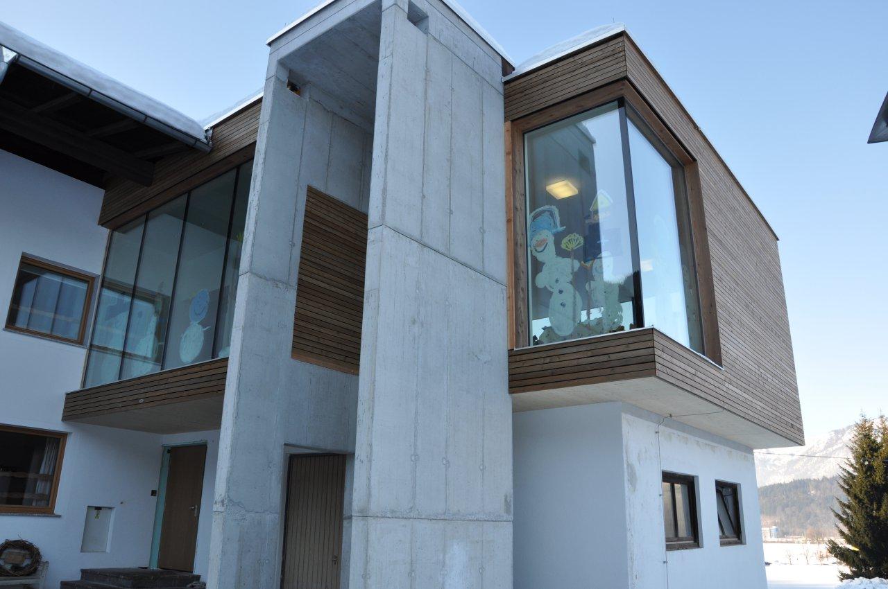 B&W Glasbau, Fassade, Glasfassade, Ummantelung, Schutz