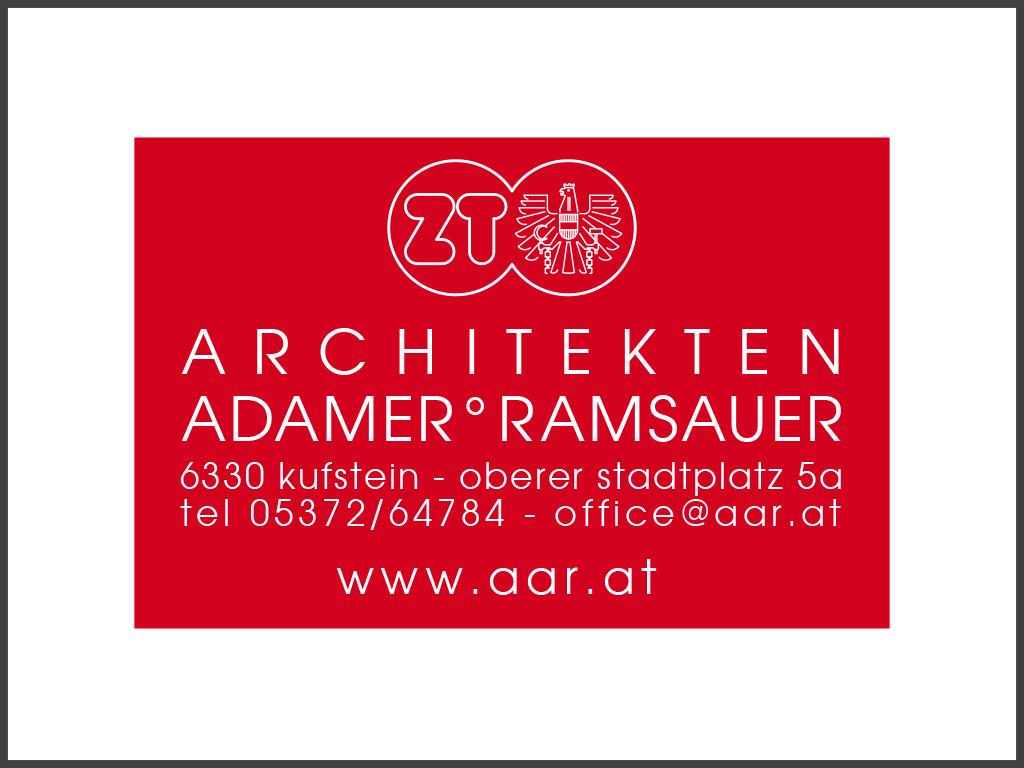 B&W Glasbau Kirchbichl Partner Architekten Adamer Ramsauer