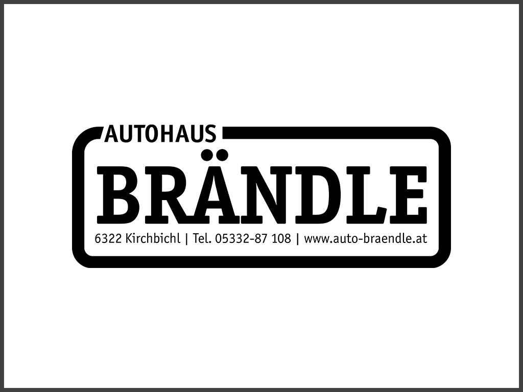 B&W Glasbau Kirchbichl Partner Autohaus Brändle