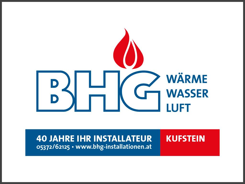 B&W Glasbau Kirchbichl Partner BHG