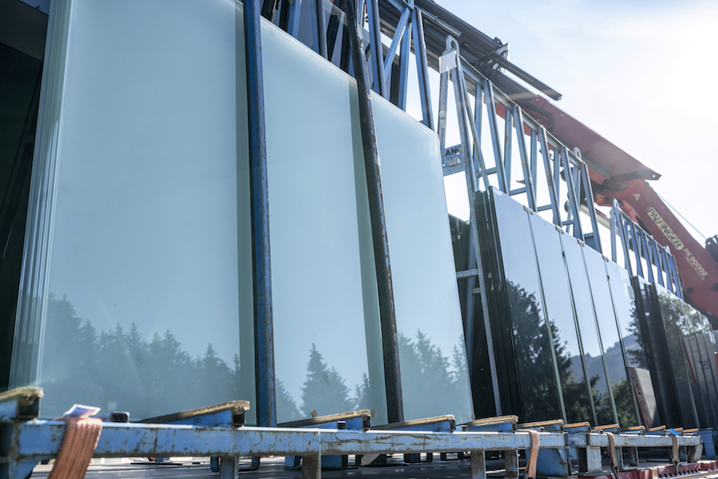 B&W Glasbau Verglasung Montage Spezialisten Bau