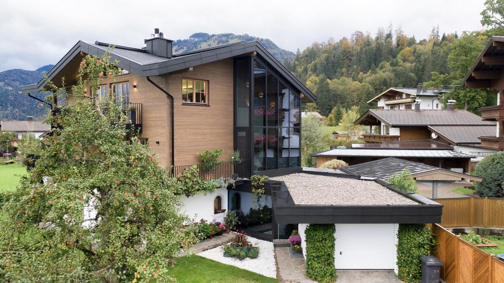 B&W Glasbau Kirchbichl, Fassade, Glasfassade, Ummantelung, Schutz