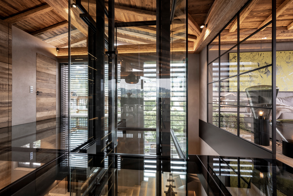 B&W Glasbau Kirchbichl Verglasung Ganzglasanlage